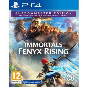 Immortals Fenyx Rising Shadowmaster Special Day1 Edition PS4