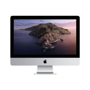 Apple 21.5-inch iMac: DC i5 2.3GHz/8GB/256GB SSD/Intel Iris Plus Graphics 640/CRO KB