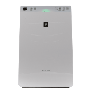 Pročišćivač i ovlaživač zraka SHARP KCF32EUW White, Plazma