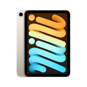 Tablet Apple iPad mini 6 Wi-Fi + Cellular 256GB - Starlight