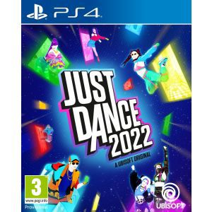 Just Dance 2022 PS4 Preorder