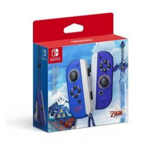 Nintendo Switch Joy-Con Pair Blue Zelda Skyward Sword HD Edition