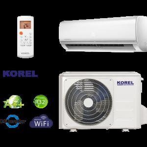 Klima uređaj 3,5kW Korel Nexo II, KOR32-12HFN8-IX/KOR32-12HFN8-OX