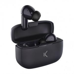 KSIX bežične true buds 2 slušalice sa mikrofonom crne
