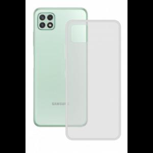 KSIX flex zaštitna maska za Samsung Galaxy A22 5G prozirna
