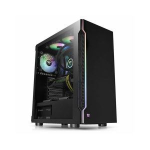 Kućište Thermaltake H200 TG RGB Edition