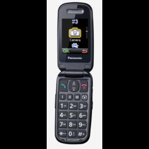 Mobitel Panasonic KX-TU456 plavo crni