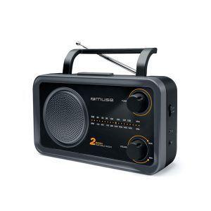 MUSE AM FM RADIO M-06DS