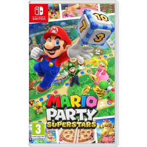 Mario Party Superstars Switch Preorder
