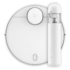 Usisavač robot Xiaomi MI MOP P White + Cleaner Mini