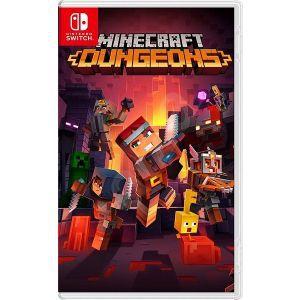 Minecraft Dungeons Hero Edition Switch