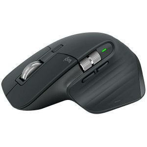 Logitech® MX Master 3 bežični miš + BT, tamnosiva