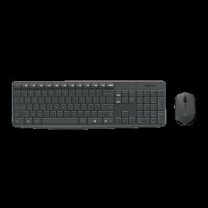 Logitech MK235, bežična tipkovnica i miš