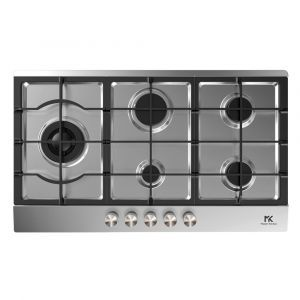 Ploča ugradbena plin Master Kitchen MKHG 9041-PR LTC XS