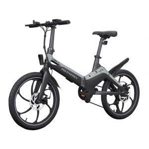 Električni bicikl MS ENERGY e-bike i10 black grey