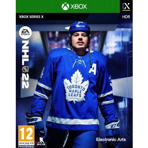 NHL 22 Xbox Series X Preorder