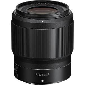 Objektiv Nikon Z 50mm f/1.8 S