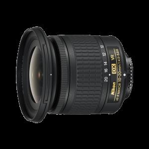 Objektiv Nikon AF-P DX 10-20mm f4.5-5.6G VR