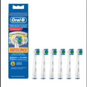 Četkica za zube OralB nastavak PRECISION CLEAN 4+2