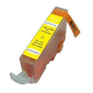 Orink tinta za Canon, CLI-521Y, žuta
