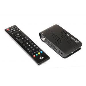 DVB-T2 HEVC prijemnik  CRYPTOBOX 702T MIN