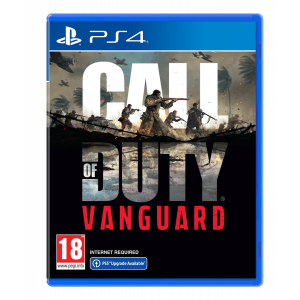Call of Duty: Vanguard PS4 Preorder