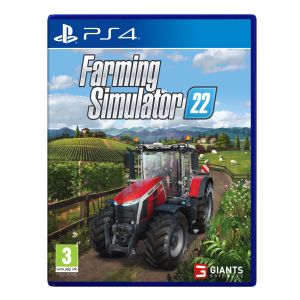 Farming Simulator 22 PS4 Preorder