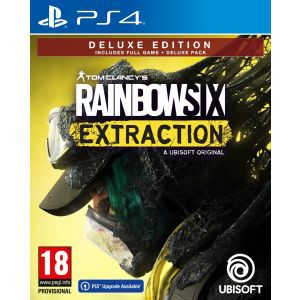 Tom Clancy's Rainbow Six Extraction PS4 Deluxe Edition Preorder