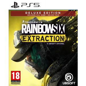 Tom Clancy's Rainbow Six Extraction PS5 Deluxe Edition Preorder