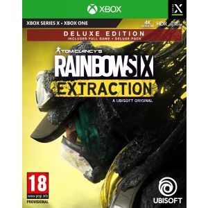 Tom Clancy's Rainbow Six Extraction XBSX Deluxe Edition Preorder