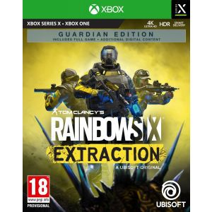 Tom Clancy's Rainbow Six Extraction XBSX Guardian Special DAY1 Edition Preorder