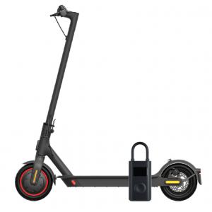 Romobil XIAOMI MI PRO2: CRNI + Zračna pumpa Xiaomi Mi prijenosna električna