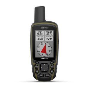 Ručni GPS Garmin GPSMAP 65s Multi-Band