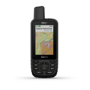 Ručni GPS Garmin GPSMAP 66sr Multi-Band