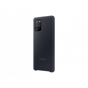 Silikonska maska za Samsung Galaxy S10 lite crna EF-PG770TBEGEU