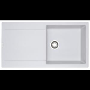 Sudoper FRANKE MRG 611 - L, glečer bijela