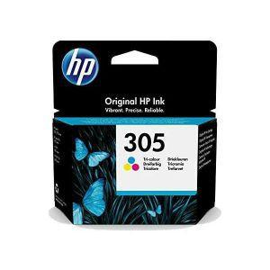 Tinta HP 305 Tri-colour Original Ink Cartridge, 3YM60AE
