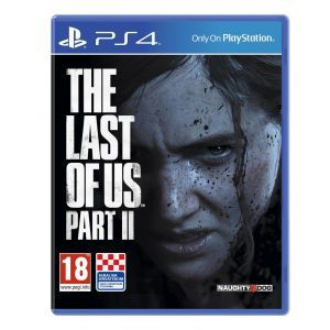 The Last of Us 2 Standard Edition PS4