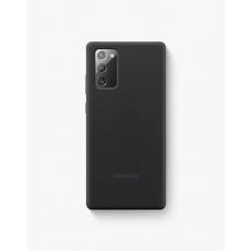 Silikonska maska za Samsung Galaxy Note20 mistično crna EF-PN980TBEGEU