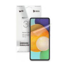Zaštitna folija WITS za Samsung Galaxy A52 prozirna GP-TFA526WSATW