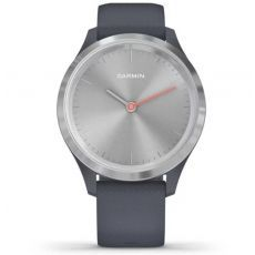 Pametni fitness sat Garmin vivomove 3S Silver Granite blue