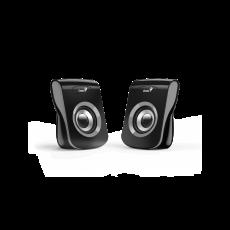 Genius zvučnici SP-Q180, 6W, USB + 3,5mm, crni