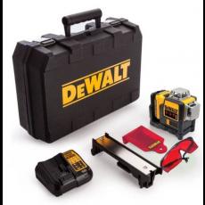 Aku laserski nivelir Dewalt DCE089D1G - sa baterijom i punjačem