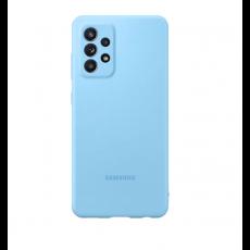 Silikonska maska za Samsung Galaxy A52 plava EF-PA525TLEGWW