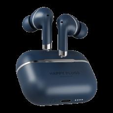 Happy Plugs Air1 ANC bežične slušalice plave