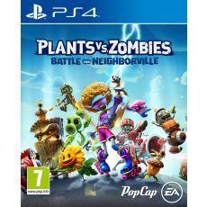 Plants vs Zombies: Battle for Neighborville PS4