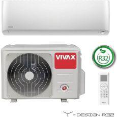 Klima uređaj 3,5kW Vivax Y design, bijela, ACP-12CH35AEYI