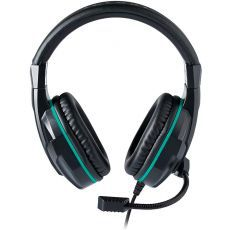 Nacon PC Stereo Gaming Headset PCGH-110 40mm speakers, podesivi mikrofon, inline remote control, kabel 2.5m, crne