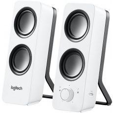 Logitech zvučnici Z200,EU,SNOW WHITE