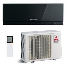 Klima uređaj 3,5kW Mitsubishi Electric MSZ-EF, crna, MSZ-EF35VGB/MUZ-EF35VG